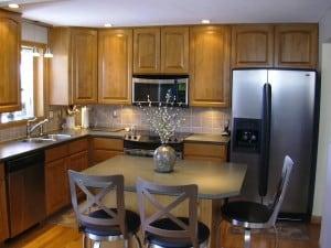 Kicthen Cabinet Remodel Denver