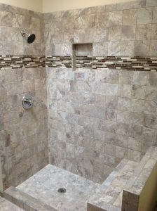 Denver shower and bathroom remodel