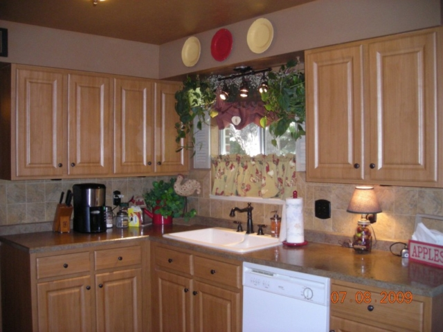 Cinnamon Duraline Kitchen