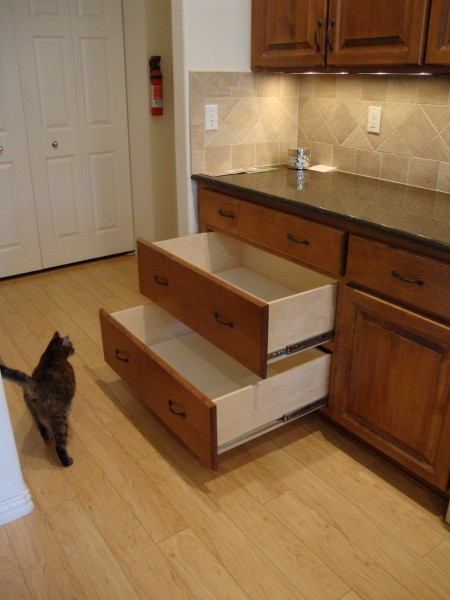 Oversize Drawers